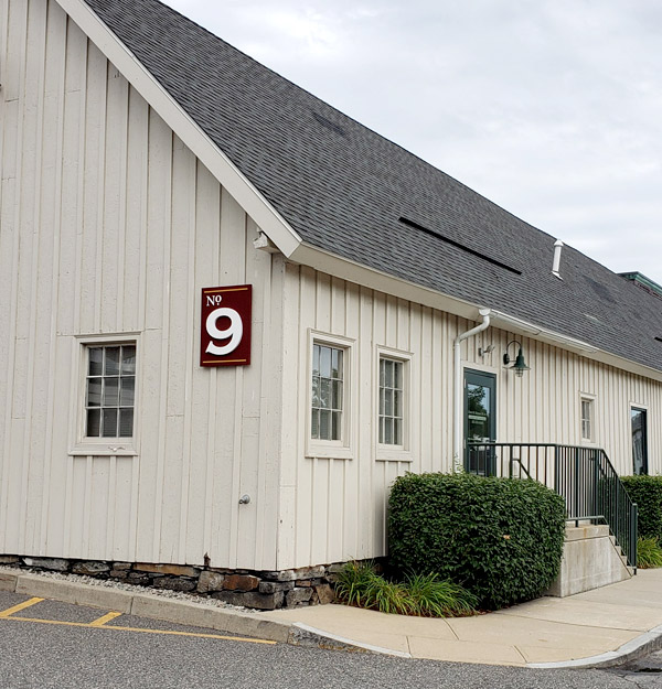 Building 9 at the Rumford Center in Rumford, RI